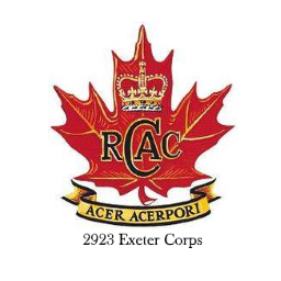 RCAC 2923 Exeter Corps